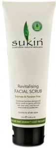 Sukin Revitalising Facial Scrub Tube 125ml