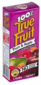 Sun Valley Plum & Apple Multi pack  120 gm