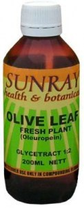 Sunray Olive Leaf Extract 1ltr
