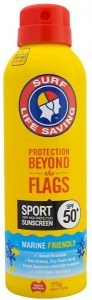 Surf Life Saving Sunscreen Sport SPF50+ Spray 175g