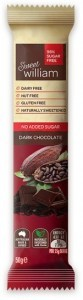 Sweet William NAS Dark Chocolate  24x50g