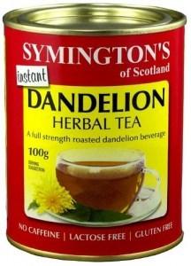 Symington's Dandelion Herbal Tea 100gm