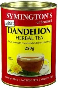 Symington's Dandelion Herbal Tea 250gm