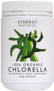 Synergy Chlorella Powder 500g Organic