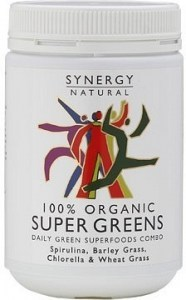 Synergy Organic Super Greens Powder 500g
