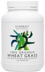Synergy Organic Wheat Grass 1kg