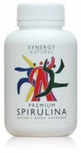Synergy Spirulina Vegicaps 500mg x 100caps
