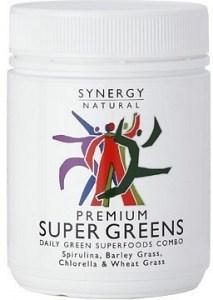 Synergy Super Greens Powder 200g Premium