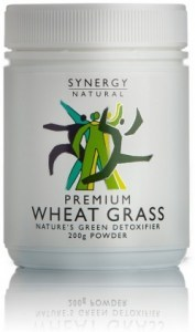 Synergy Wheat Grass Powder 200g