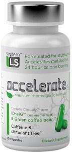 SystemLS Accelerate Premium Thermogenic Formula 60caps