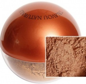 Talavou Naturals Bronzer 8g with Kabuki Brush - Glo