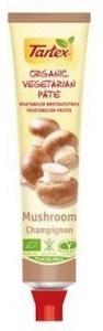 Tartex Pates Organic Pate Mushrooms Tube  200g