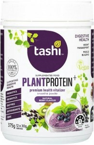 Tashi Premium Health Vitalizer Berry Protein Powder  375g