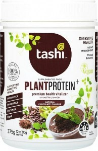 Tashi Premium Health Vitalizer Chocolate Protein Powder  375g