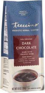 Teeccino Dark Chocolate Prebiotic 284g Foil Bag