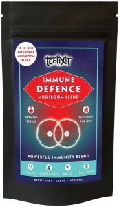 Teelixir Mushroom Immunity Gut/Immune Support 100g