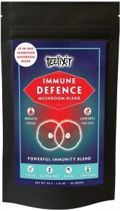 Teelixir Mushroom Immunity Gut/Immune Support 50g