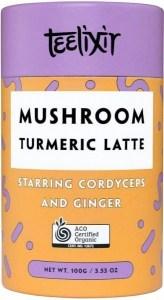 Teelixir Mushroom Turmeric Latte 100g