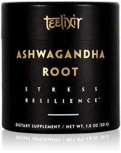 Teelixir Ashwagandha Root Powder 50g