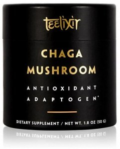 Teelixir Chaga Mushroom Powder 50g