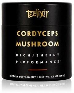Teelixir Cordyceps Mushroom Powder 50g