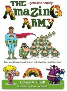 The Amazing Army Gets Kids Healthy