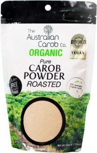 The Australian Carob Organic Carob Powder Roasted 200g