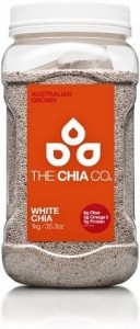 The Chia Co Chia Seed White 1Kg
