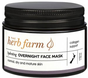 The Herb Farm Hydrating Overnight Face Mask 50ml