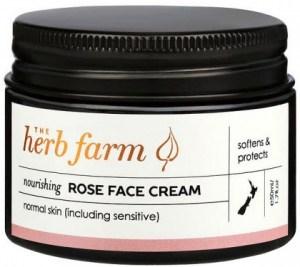 The Herb Farm Nourishing Rose Face Cream 50ml