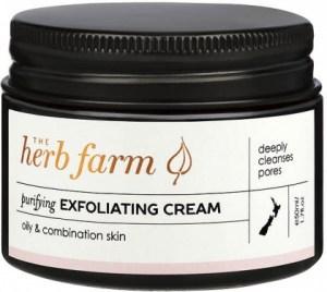 The Herb Farm Purifying Exfoliating Cream 50ml