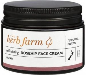 The Herb Farm Replenishing Rosehip Face Cream 50ml