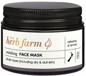 The Herb Farm Revitalising Face Mask 50ml