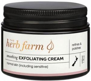 The Herb Farm Smoothing Exfoliating Cream 50ml