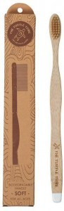 The Turtle Tribe Bamboo Toothbrush All Ages Soft