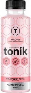 Tonik Active Strawberry Apple Flavour Recover  450ml