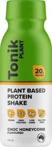 Tonik Plant Protein Drink Choc Honeycomb  330ml