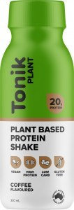 Tonik Plant Protein Drink Coffee  330ml