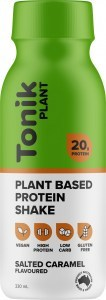 Tonik Plant Protein Drink Salted Caramel  330ml