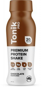 Tonik Pro Protein Drink Chocolate  375ml