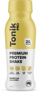 Tonik Pro Protein Drink Vanilla  375ml