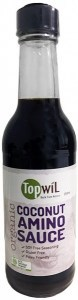 TopwiL Organic Coconut Amino Sauce 250mL
