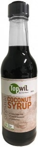 TopwiL Organic Coconut Syrup 250mL
