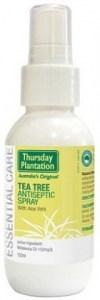 Thursday Plantation Tea Tree Antiseptic Spray w/Aloe Vera 100ml
