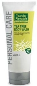 Thursday Plantation Tea Tree Body Wash Organic 200ml