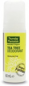 Thursday Plantation Tea Tree Original Roll On Deodorant 60ml