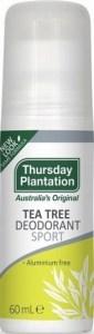 Thursday Plantation Tea Tree Deodorant Sport 60ml