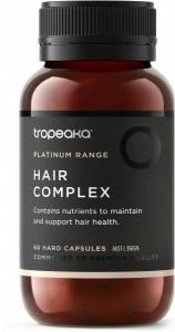 Tropeaka Hair Complex  60Caps