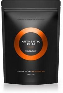 Tropeaka Organic AUTHENTIC CHAI Powder  200g Pouch