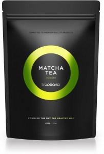Tropeaka Organic MATCHA TEA Powder  200g Pouch